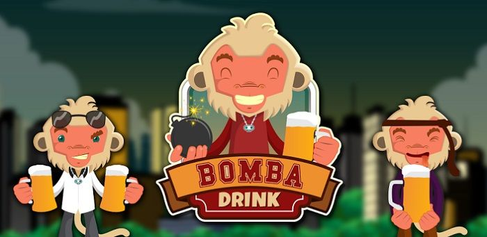 bomba drink android para fiesta