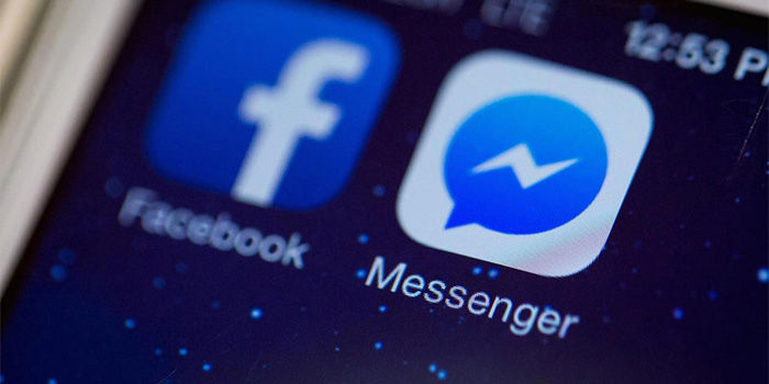 borrar mensajes facebook messenger