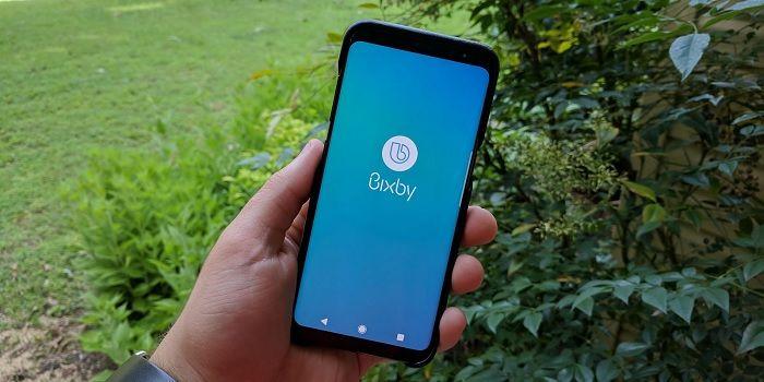 boton bixby s9 cambiar funcion