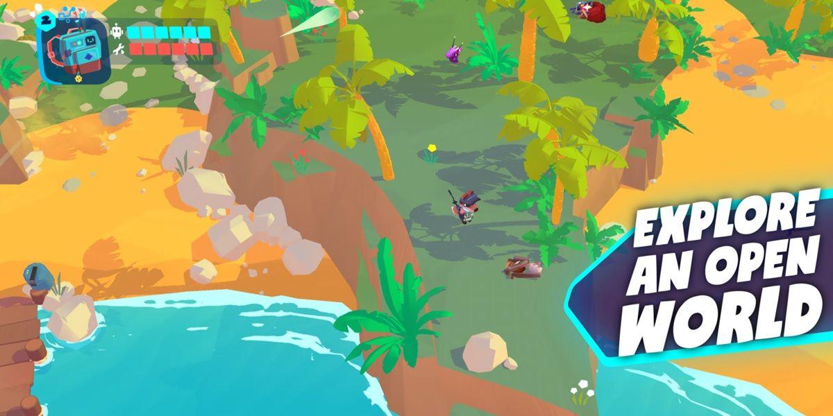 botworld adventure explorar mundo abierto