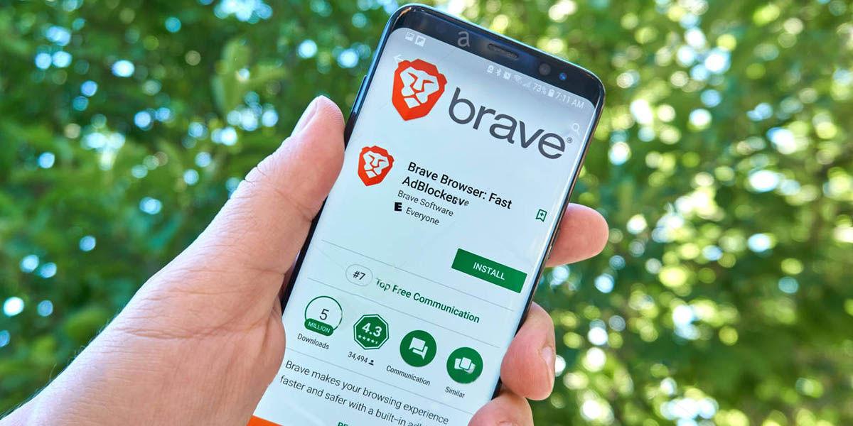 brave browser alternativa chrome ganar dinero