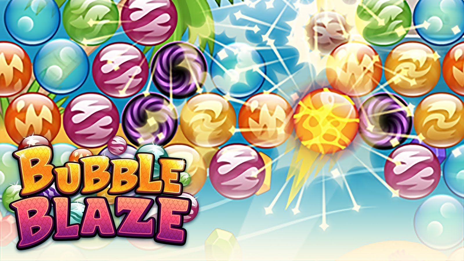bubble blaze para android