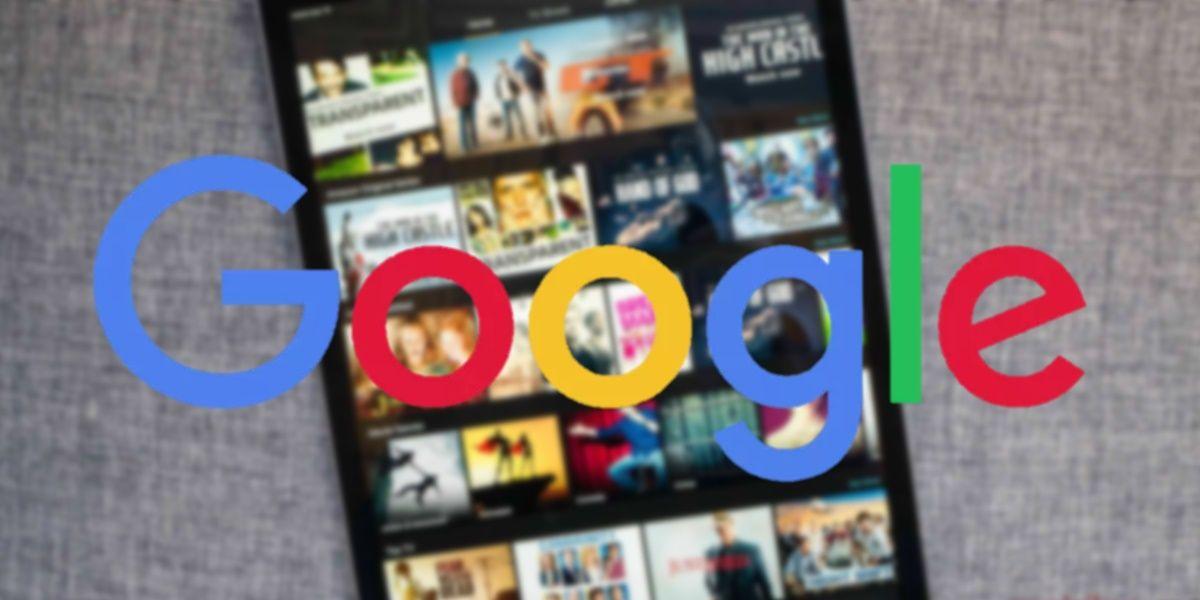 buscador google ya recomienda series peliculas