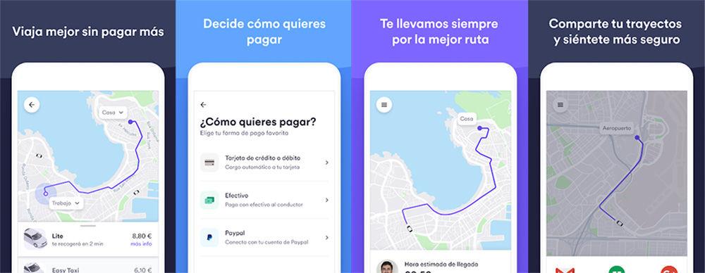 cabify rival de uber