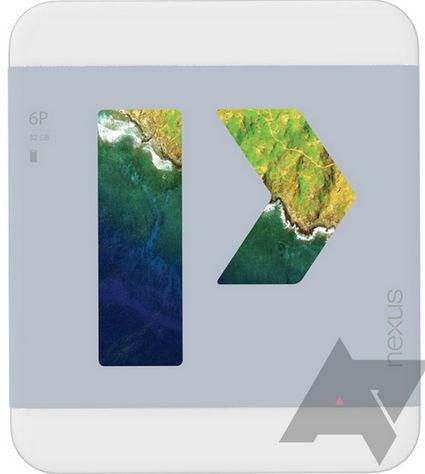 caja huawei nexus 6p