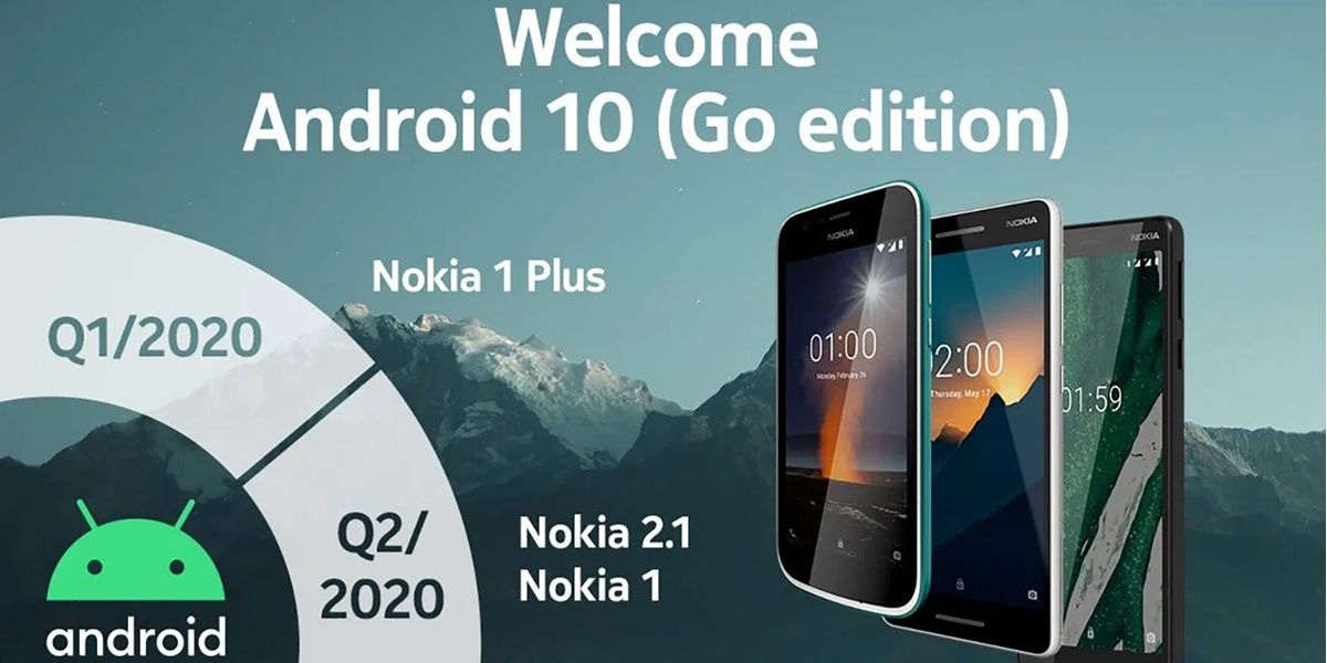 calendario android 10 go nokia