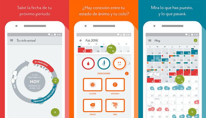 Calendario De Periodo Menstrual.Controla Tu Ciclo Menstrual Con Estas Aplicaciones Para Android
