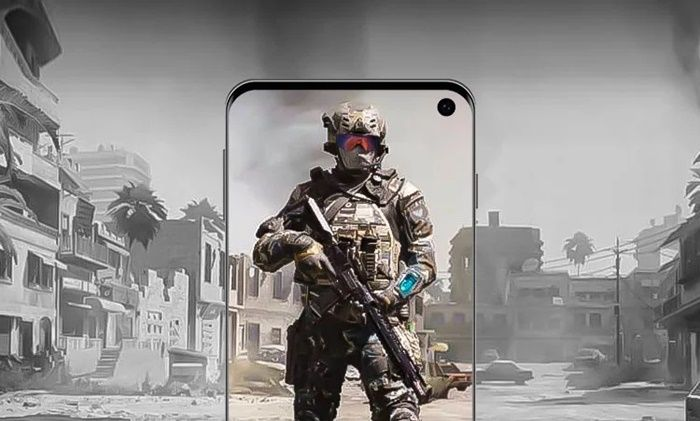 call of duty mobile juego para android