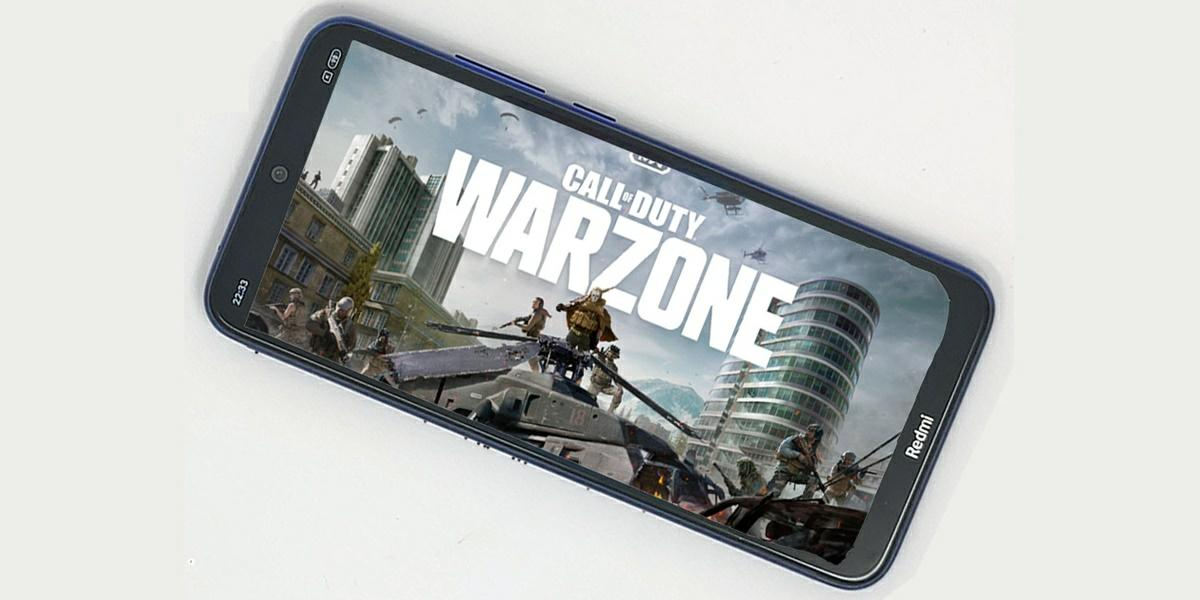 call of duty warzone podria llegar a moviles