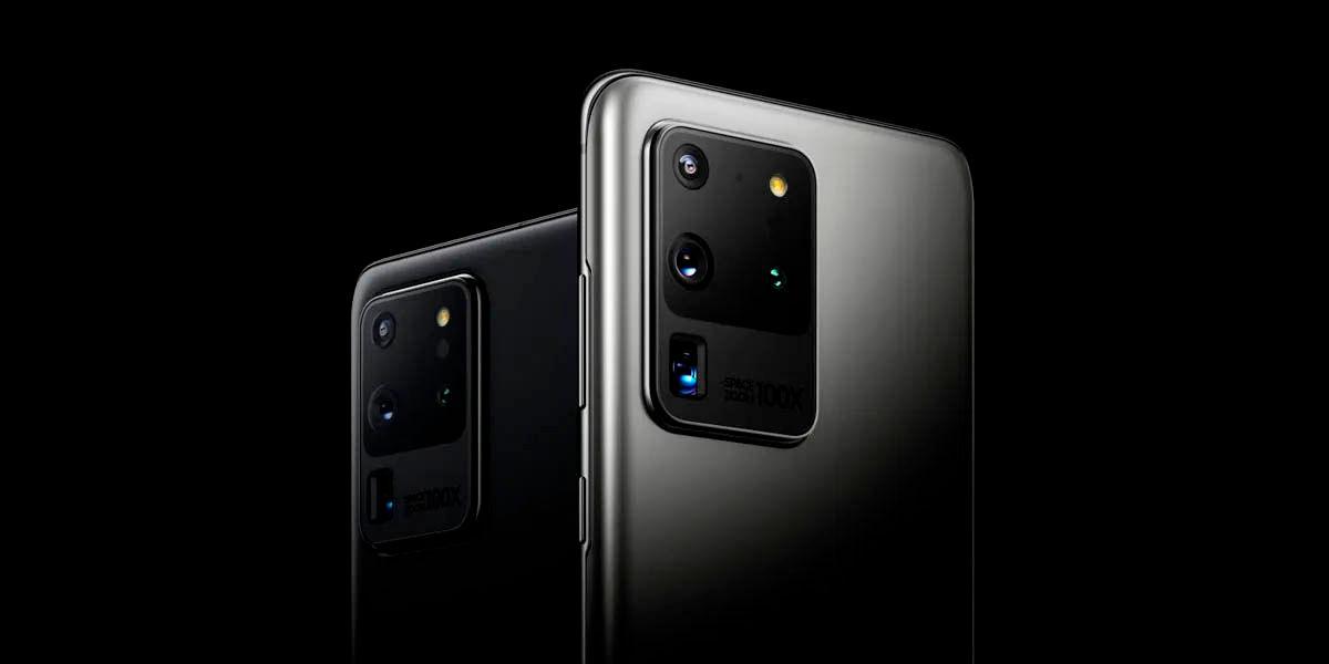 cámara Galaxy S20 Ultra