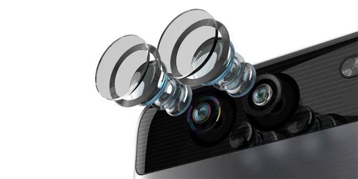 camara Leica del Huawei P10