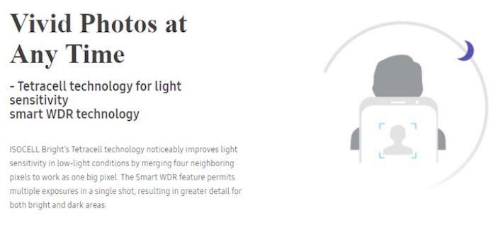 camara lenta del Galaxy S9