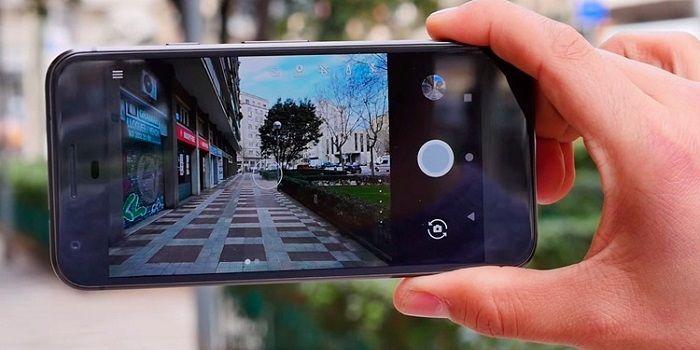 camara pixel 3 en pixel 2
