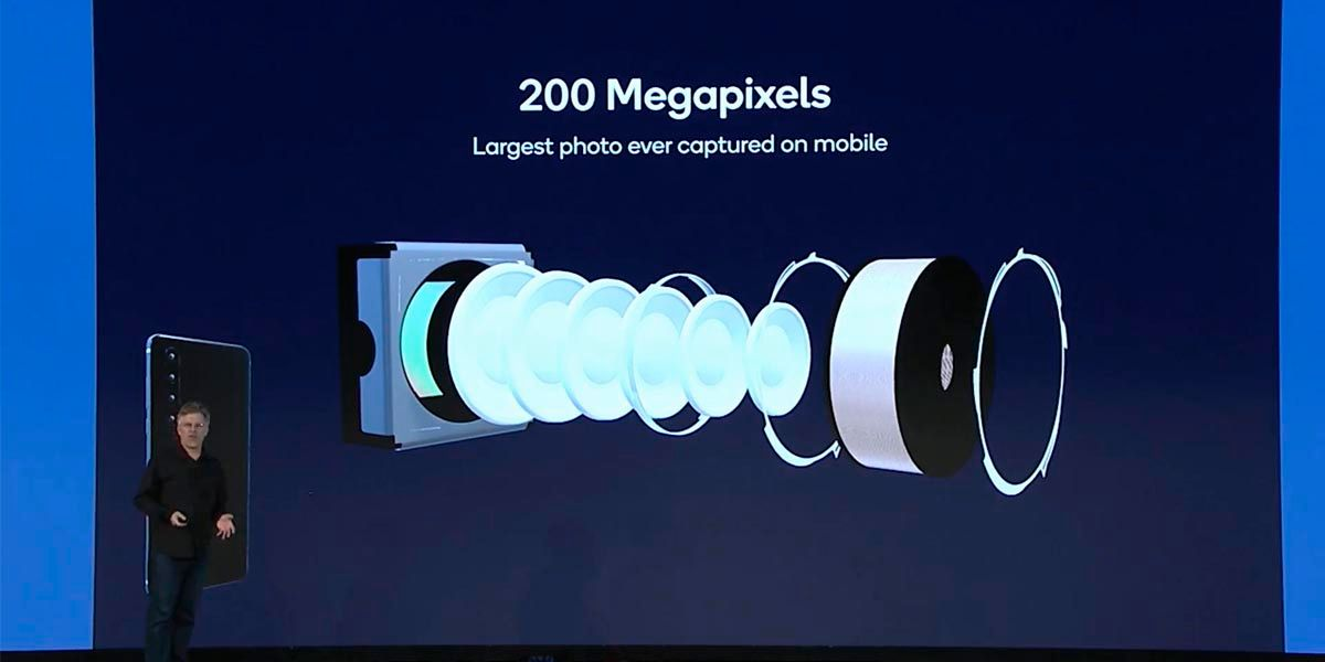 camaras 200 megapixeles Snapdragon 865