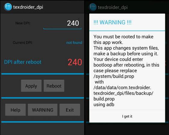 cambiar dpi pantalla android texdroider1