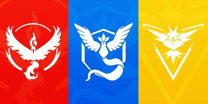 cambiar equipos pokemon go