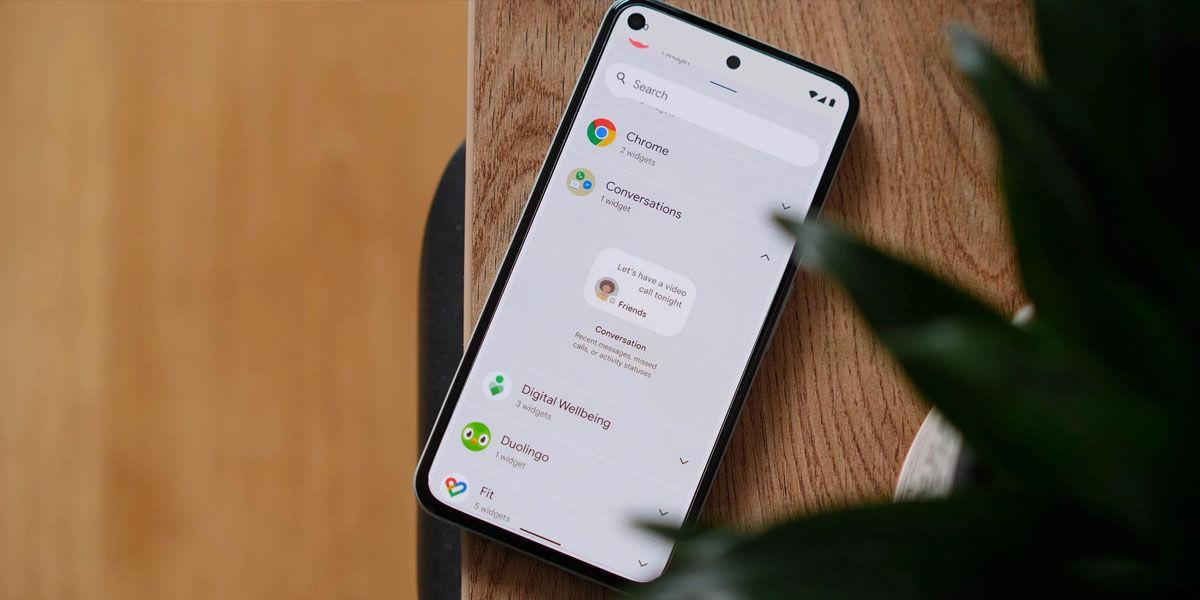 cambios notificaciones android 12