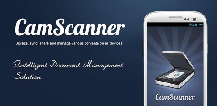 Escanear Documentos Android Con Camscanner