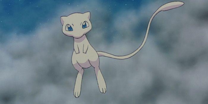 capturar a mew en pokemon go