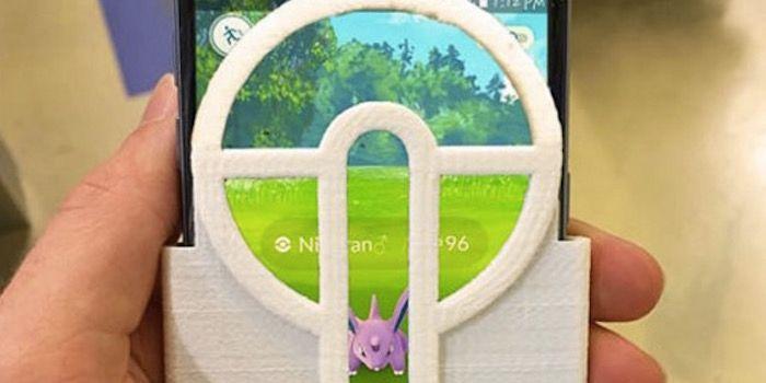 carcasa pokemon go