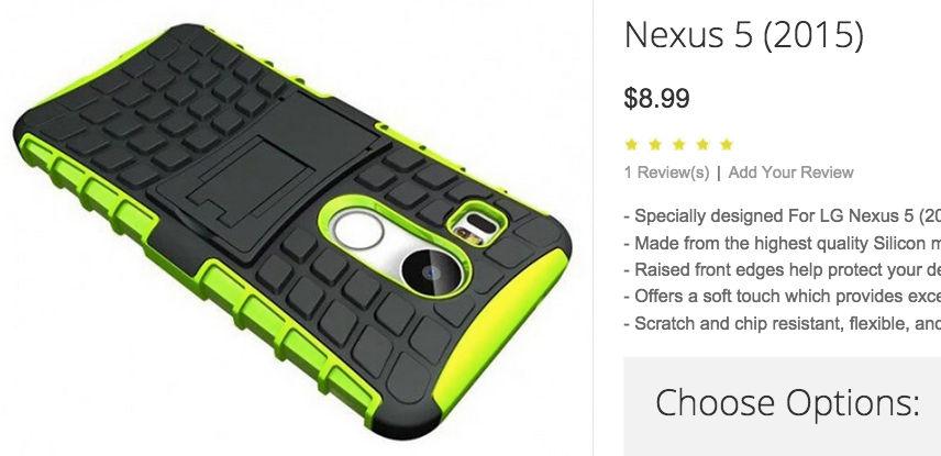 Nexus 5 2015 podría presentarse el 29 de septiembre