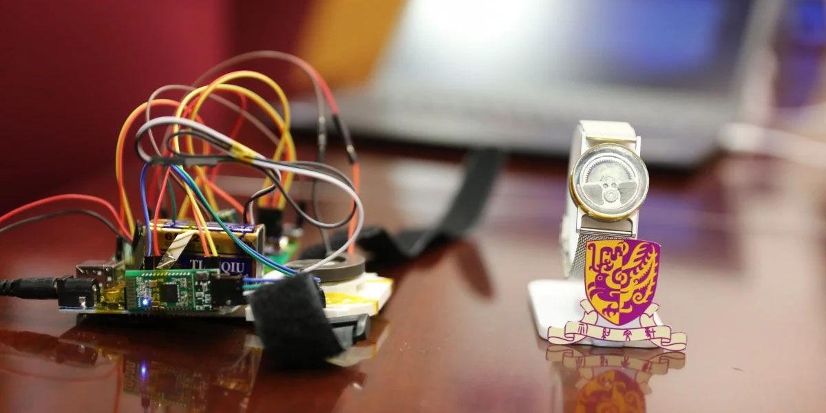 carga cinética smartwatches