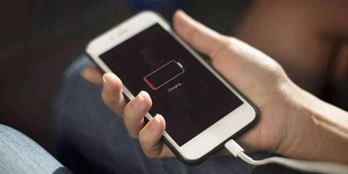 bateria agotada