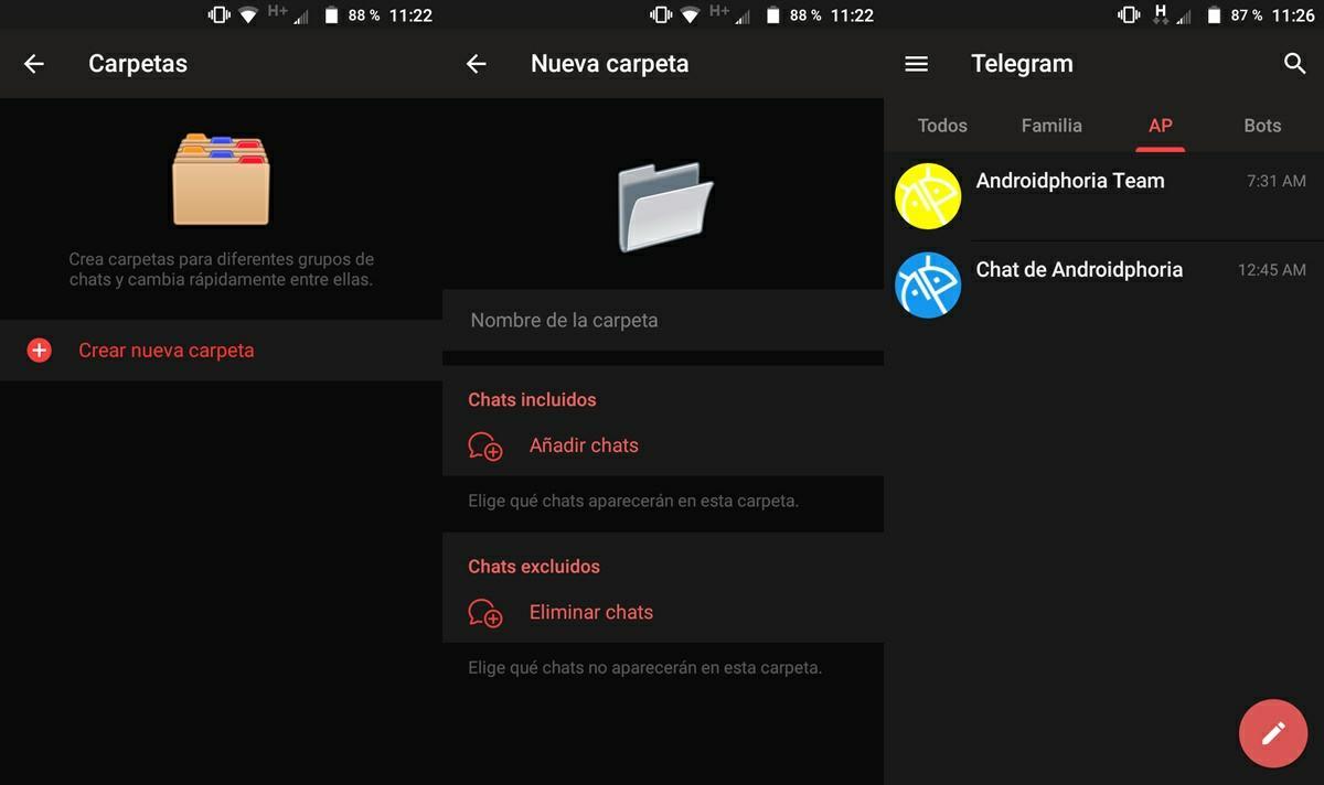 telegram new version 6.0