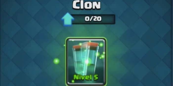 cartas clon clash royale