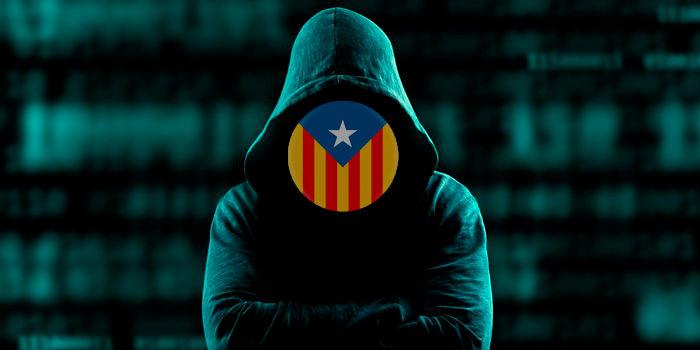 Cataluña riesgo datos privados
