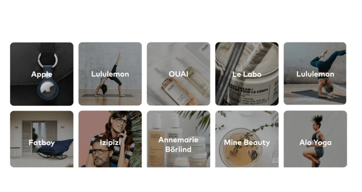 categorias de productos que entrega arive