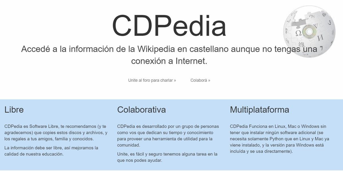 cdpedia wikipedia