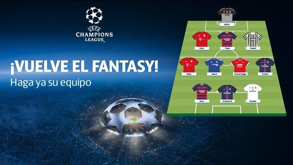champions fantasy