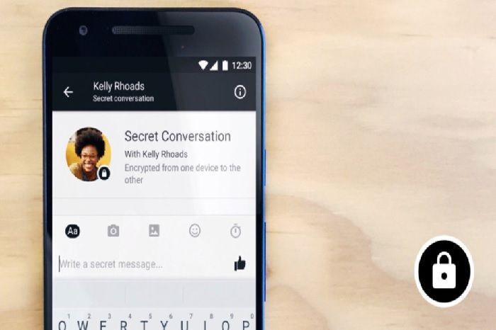chat secreto messenger