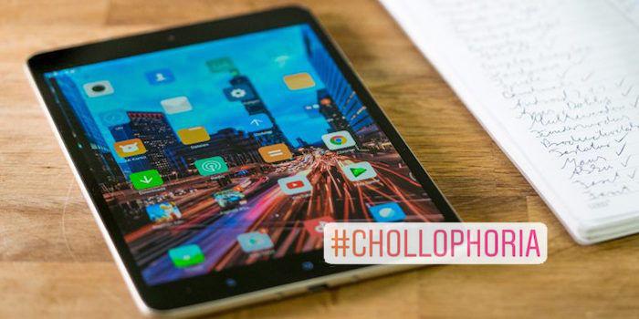 chollophoria mi pad 4