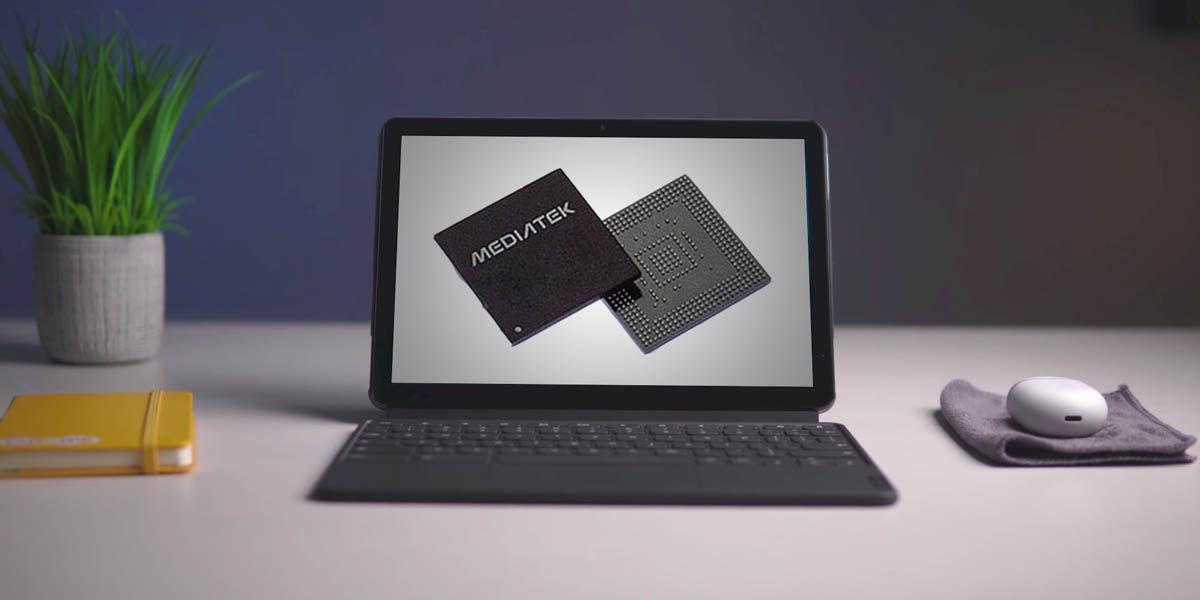 chromebook CPU Mediatek
