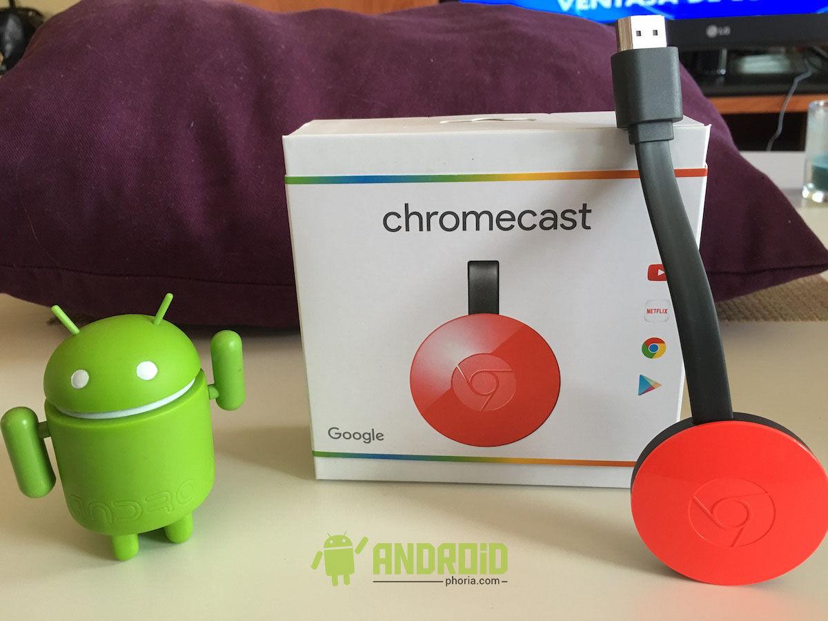 comprar chromecast 2 mas barato
