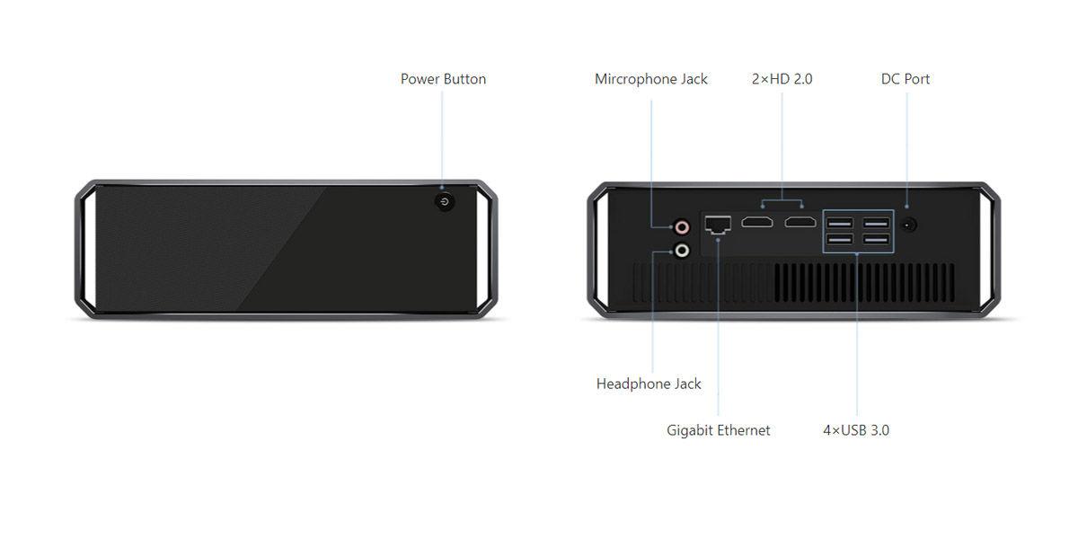chuwi corebox i5 puertos conectividad