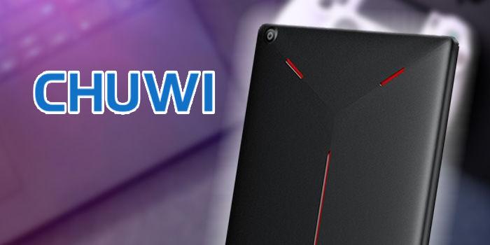 chuwi hipad tablet gaming características precio
