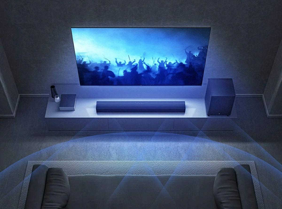 cine en casa xiaomi Mi TV Speaker Home Theater Edition