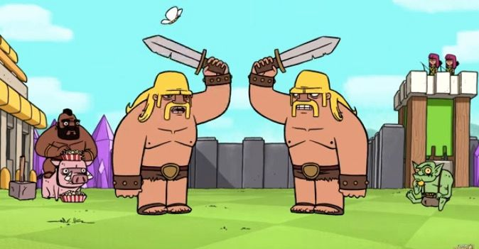 clash a rama