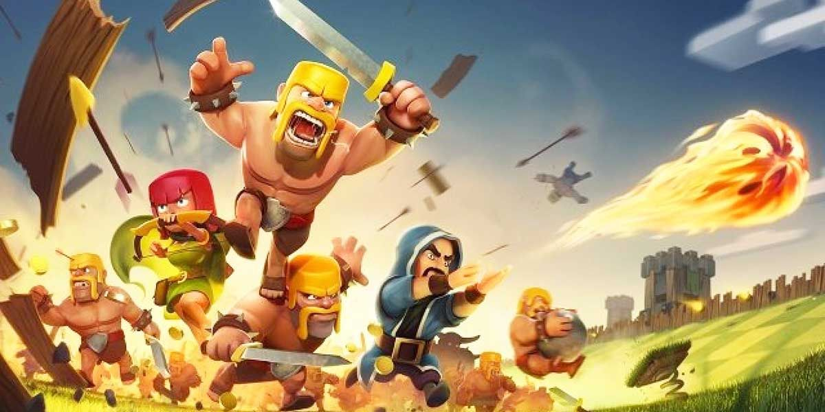 clash of clans medallas