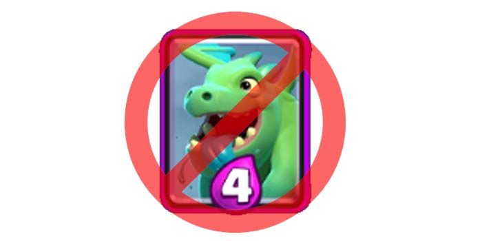 clash royale baby dragon