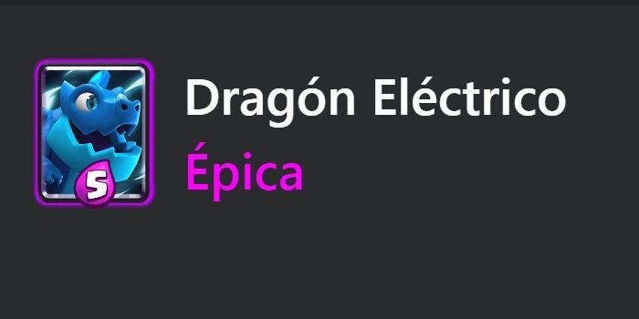 clash royale dragon electrico