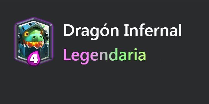 clash royale dragon infernal