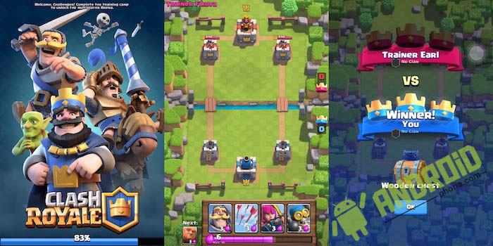 clash royale experiencia