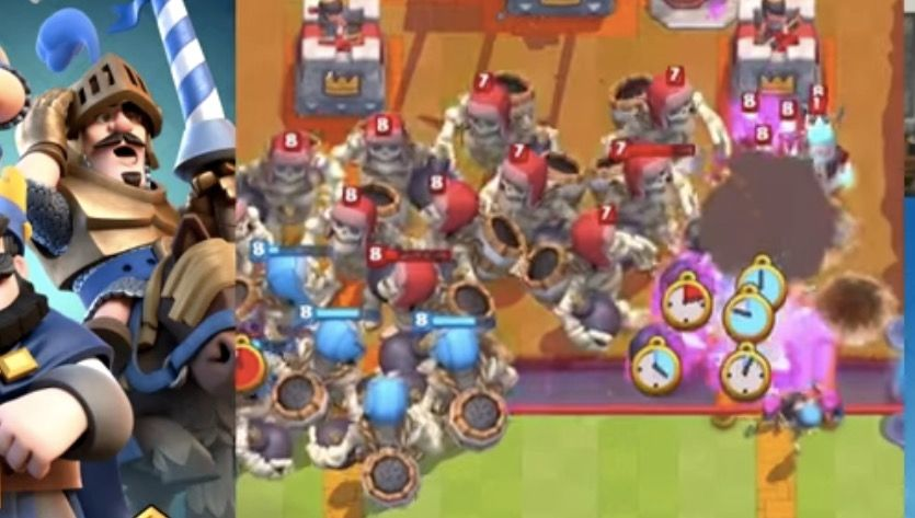 clash royale giant tombstone
