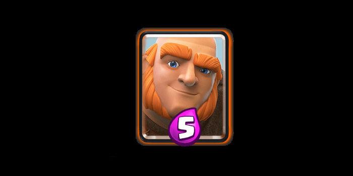 clash royale gigante