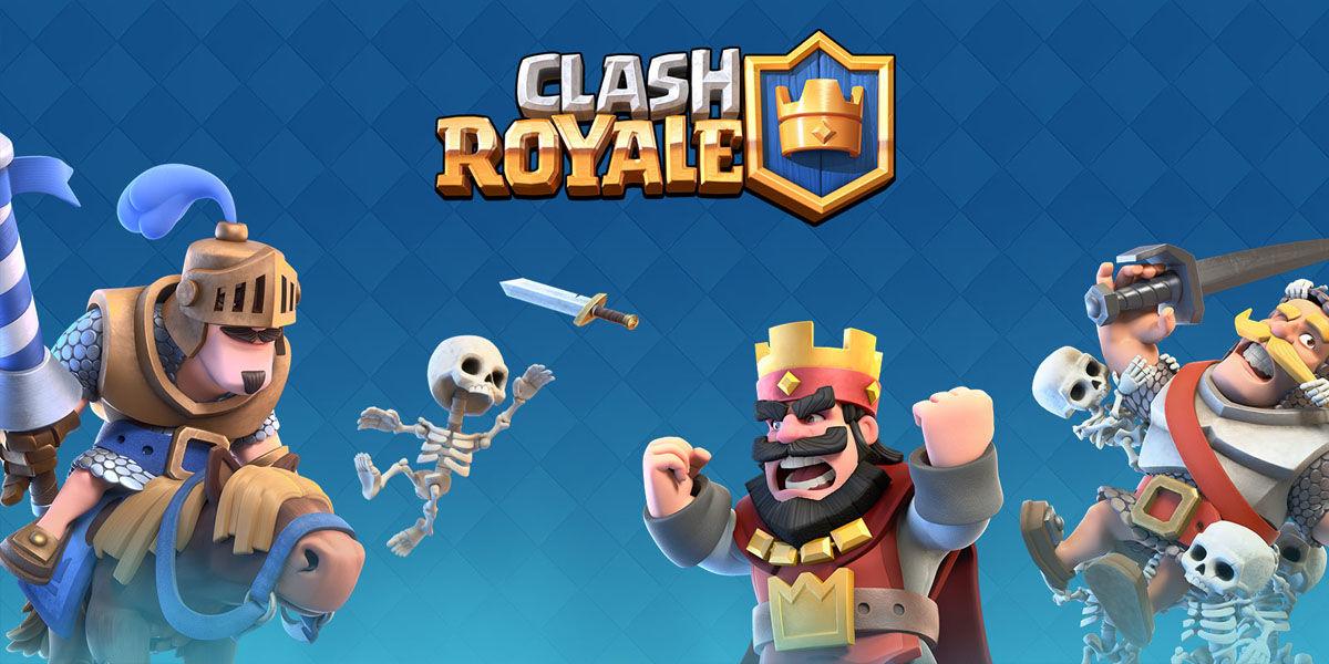 clash royale juego estrategia y cartas