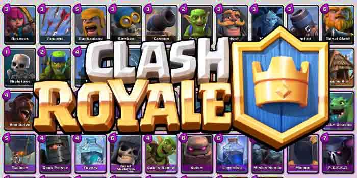 clash royale mazos profesionales